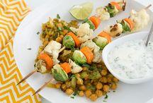 Vegan Gluten-free Party Food