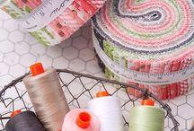 Quilt Fabric / Beautiful quilt fabric designs.