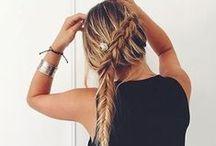 Hair / Fabulous ideas for hairstyles