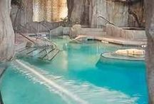 Spa and vacations / Gorgeous spa destinations where I will be pampered! :-)