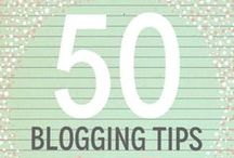 Social Media Tips and &  Blogging / Social Media Tips & New learning about blogging