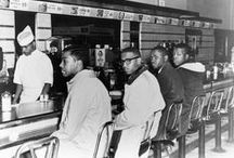 Culinary Protest / I love how food helped fuel the civil right movement, From the lunch counter to the backdoor restaurants to the chefs and culinary professionals cooking through the struggle we learn a lesson about the power of food to start larger conversations that literally change the world!!