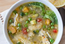 Soups & Stews {Comfort Food}