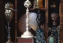 Cabinet of curiosities / Kunstkammer