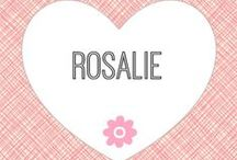 Rosalie / My Baby Girl