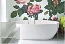 Rub. A. Dub. Dub. / Bathroom design.