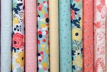 Fabric from Scrapboook Paper / by Nancy Nally
