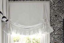 Window Treatments / by Sonya Hamilton Designs