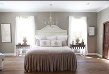 Bedrooms / by Sonya Hamilton Designs
