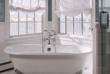 Bathrooms / by Sonya Hamilton Designs
