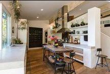 Kitchens / by Sonya Hamilton Designs