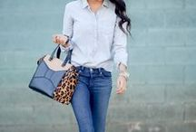 style / style inspiration from all over the web / by bows & sequins
