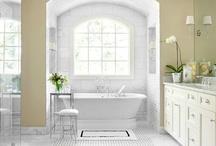 Bathrooms / by Alyssa Collins