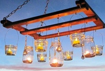 Something about jars / by Jamie Campbell-Halstead