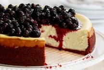 Cheesecake...fat girl heroin / All things cheesecake! / by Jamie Campbell-Halstead