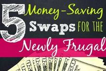 Saving Money Ideas / Saving money ideas, living debt free and getting finances squared away / by ErinBrans.com