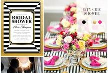 Bridal Showers We Love! / Create an amazing and memorable wedding shower with some help from these pins!