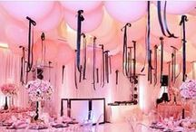 Party Decor Ideas We Love! / Having a party? Get inspired by these creative party decor ideas!