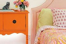 ORANGE and PINK / by Sharon Glanville