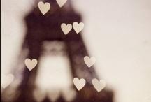 Paris, je t'aime / by Corinne Weber
