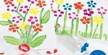 Spring Crafts & Activities / This board is full of activities and products perfect for springtime!