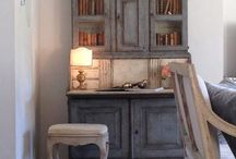 Painted Furniture & Paint Techniques / by Sonya Hamilton Designs