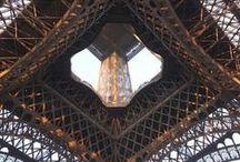 Eiffel Tower / by Brian Jill Schultz