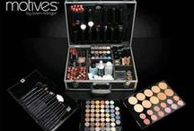 MOTIVES Cosmetics / Motives by Loren Ridinger is an awesome cosmetics line which I love and use ever since I've discovered it. If you'd like to learn how to become a Motives  beauty advisor message me at thebeautyvine @gmail.com / by Ginette Huot