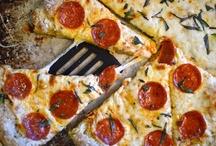 Food: Pizza / mmmm....'za.