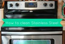 Cleaning Ideas / Cleaning tips / by Erin Branscom