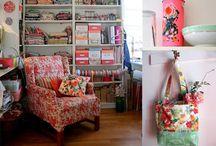 Craft/Sewing Room / by Natalya Hoak