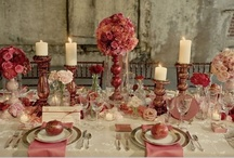 Truly Stunning Tables / Stunning ways to decorate tables for dinner parties, weddings, Christmas or any other reason you fancy.
