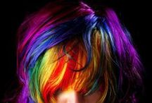 Color - Over The Rainbow / by Brian Jill Schultz