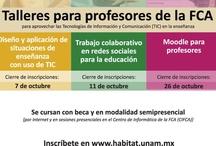 """""""Talleres para licenciatura y posgrado"""""""