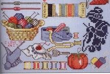 Cross Stitch: Sewing