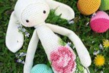 Hækling-børn/ Crochet-kids