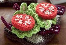Hæklet legemad/ Crochet food