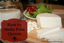 Cheesemaking / by Natalya Hoak