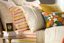 Linens and Bedding and Sheets - Oh My! / Going to #sleep should be an experience. #Linens #Bedding #Sheets.