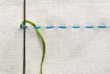 Cross stitch and embroidery / by Natalya Hoak
