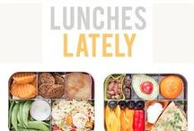 Healthy Lunch Ideas / Do you need new ideas for the kids school lunch box or the adults to take to work? On this board, I pin a variety of fun non-sandwich lunch recipes that include make-ahead, healthy, bento, and easy ideas. Make lunch delicious! / by Craving Some Creativity