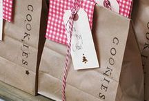 Food Packaging We Love! / Wrap up those yummy gifts of food with these inspiring ideas!