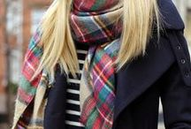 fall / winter style / by bows & sequins