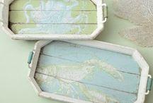 Platter Matters / Platters, serving trays