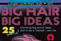 Insight Summer Bash 2013 / We're celebrating Insight's 25 years!   Big Hair. Big Ideas. Thinking big since 1988.