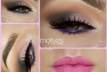 Get the Look.. / Different looks all created with Motives Cosmetics my favorite makeup line!! Www.motivescosmetics.com/ginette / by Ginette Huot
