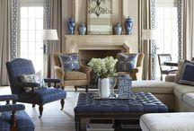Living Room and Family Room Decor / by Natalya Hoak