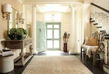Entryway and Hallway Decor / by Natalya Hoak