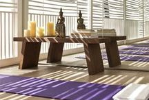 Meditative Spaces / Meditative spaces for the home. Pins by architect Maia Gilman. www.maiakumarigilman.com / by Maia Gilman