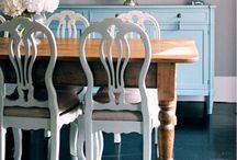 Dining Room / by Natalya Hoak